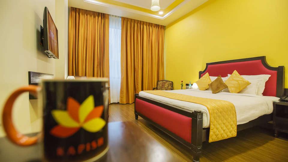 Hotel Kapish Smart, Jaipur Jaipur Deluxe Double Room Hotel Kapish Smart Jaipur 4