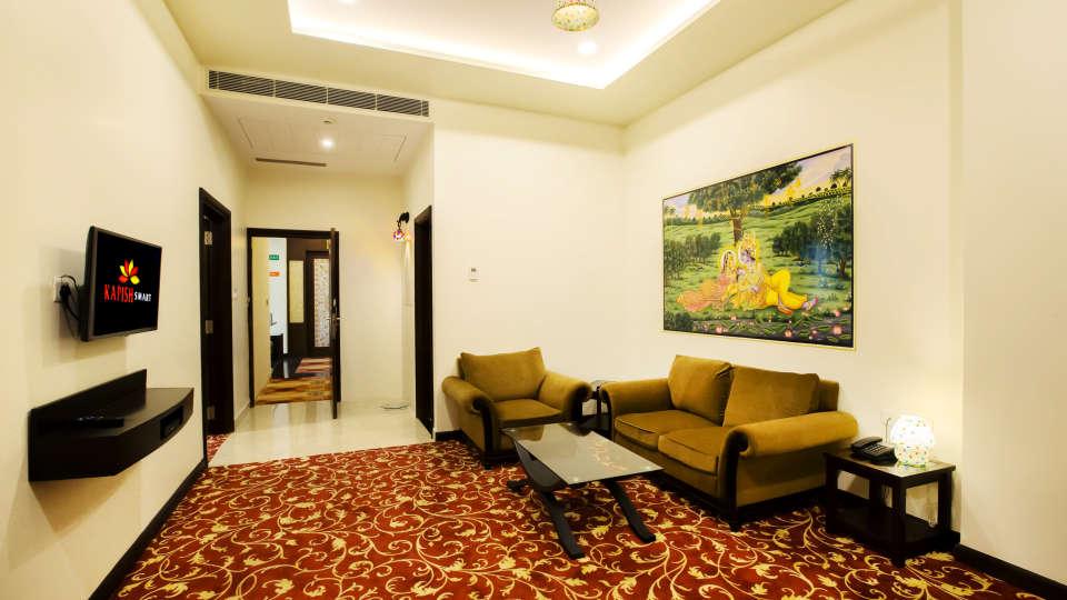 Hotel Kapish Smart, Jaipur Jaipur Executive Suite Hotel Kapish Smart Jaipur