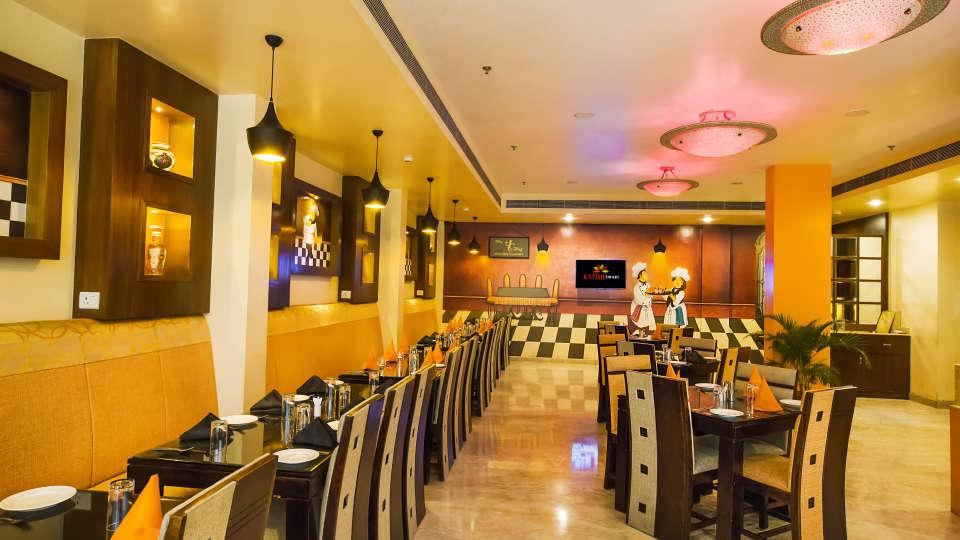 Hotel Kapish Smart, Jaipur Jaipur My Chef Pure Veg. Restaurant Hotel Kapish Smart Jaipur 2