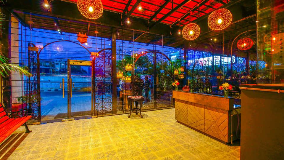 Over The Moon Restaurant Hotel Mint OTM Hyderabad 7