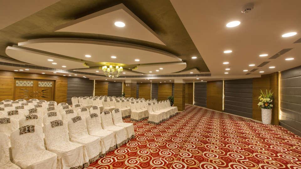 Hotel Pai Viceroy, Tirupati Tirupati Hotel Pai Viceroy Tirupathi Orion Hall 11