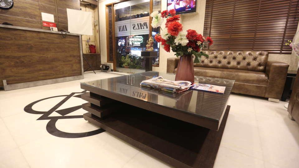 Hotel Pals Inn, Patel Nagar, New Delhi New Delhi Lobby Hotel Pals Inn Patel Nagar New Delhi