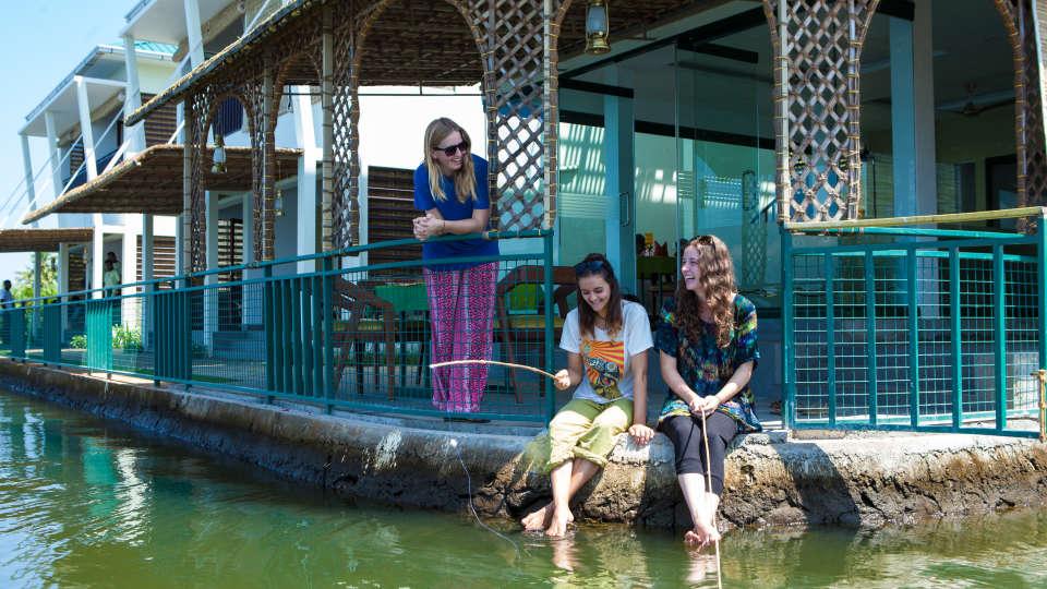 Kadavil Lakeshore Resort, Alappuzha Alappuzha Kadavil Lakeshore Resort Alappuzha 4