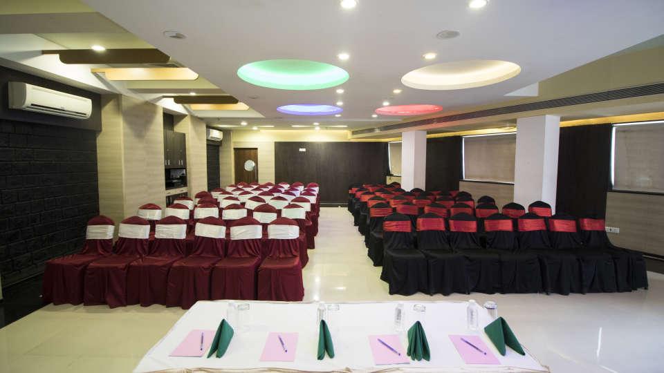 Topaz Meeting and Banquet Hall at Kamfotel Hotel Nashik