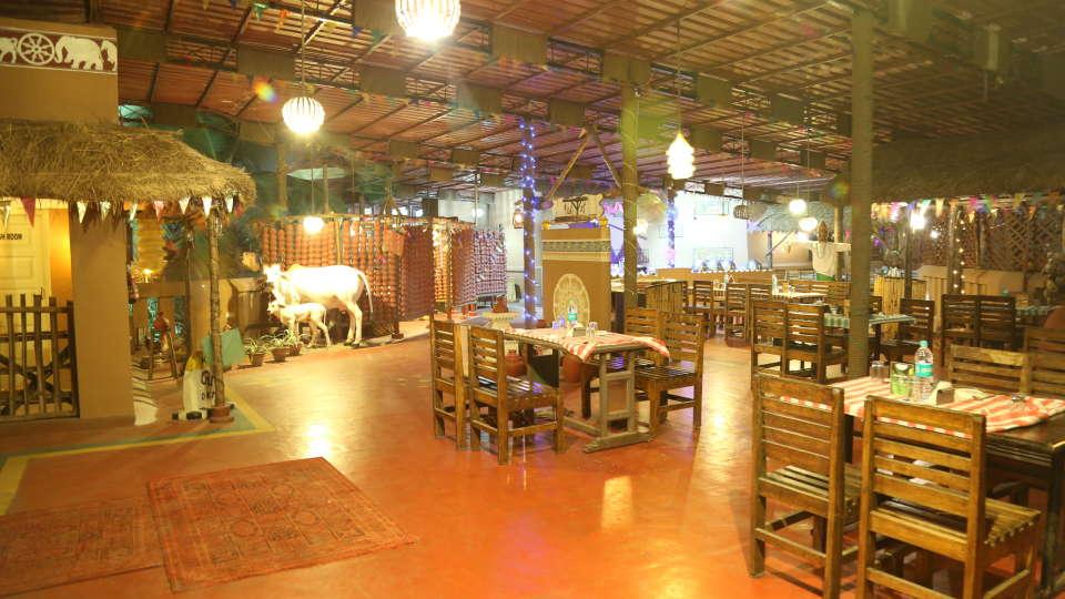 GAA Restaurant at Mahodadhi Palace - A Beach View Heritage Hotel in Puri