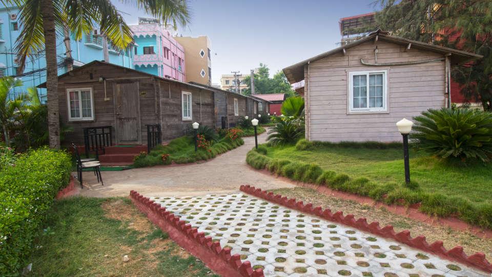 Mahodadhi Palace - A Beach View Heritage Hotel in Puri