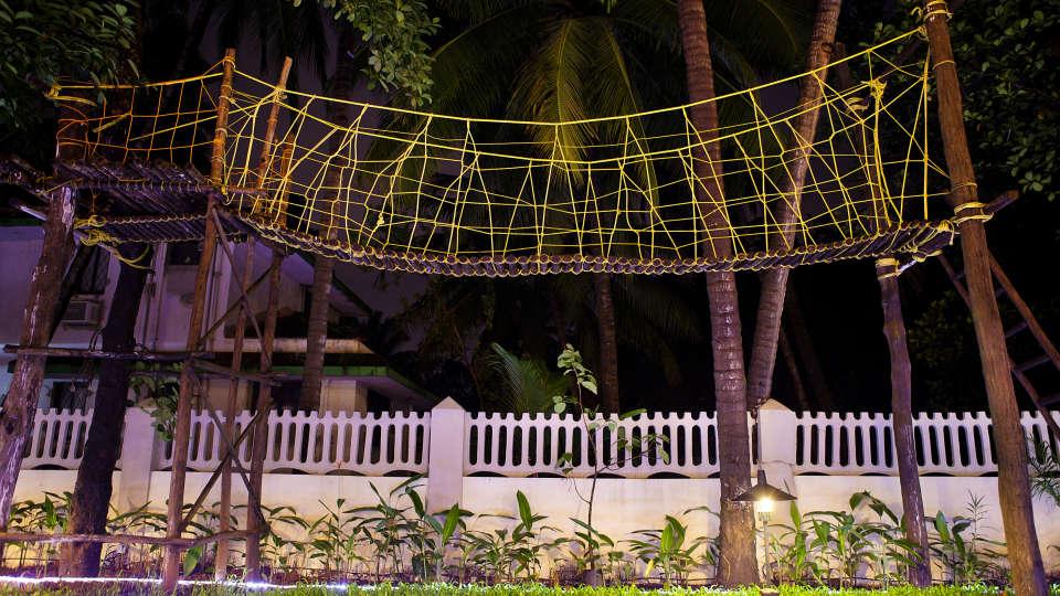 Quality Inn Ocean Palms Goa Exterior of Quality Inn Ocean Palms Goa 2
