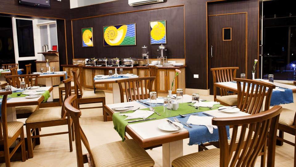 Quality Inn Ocean Palms Goa Nautilus Restaurant of Quality Inn Ocean Palms Goa 2