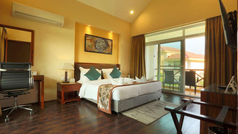 Luxury Cottage Resort de Coracao Corbett 1
