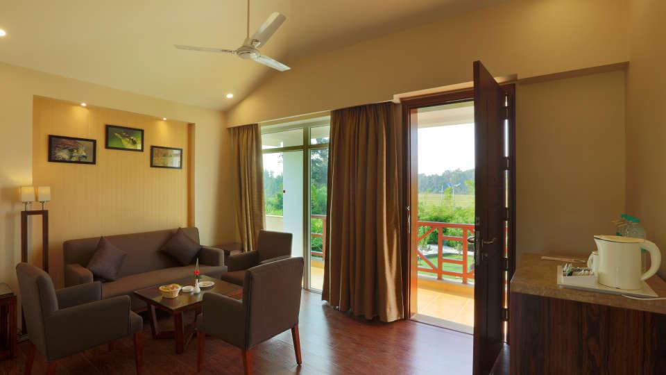 Premium Cottage Resort de Coracao Corbett 1