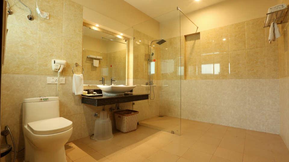 Washroom Resort de Coracao Corbett 4
