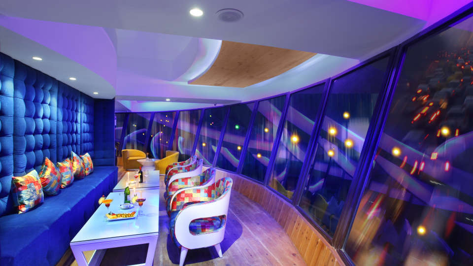 360 Degree Bar at RS Sarovar Portico Palampur, Hotels in Palampur 2