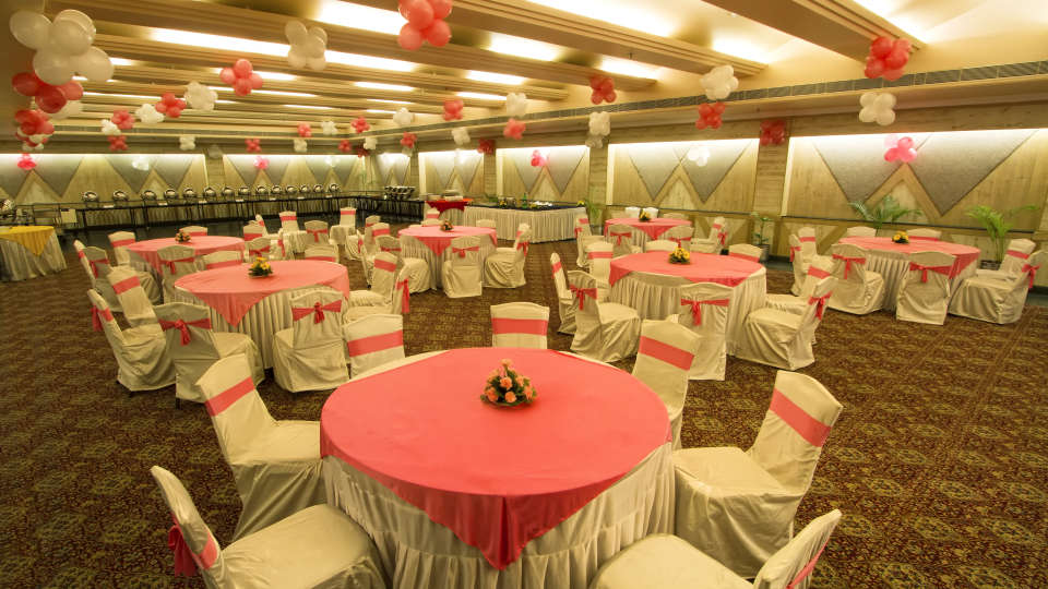 Banquet Hall, Hall The Piccadily Lucknow, Social Events in Lucknow 987