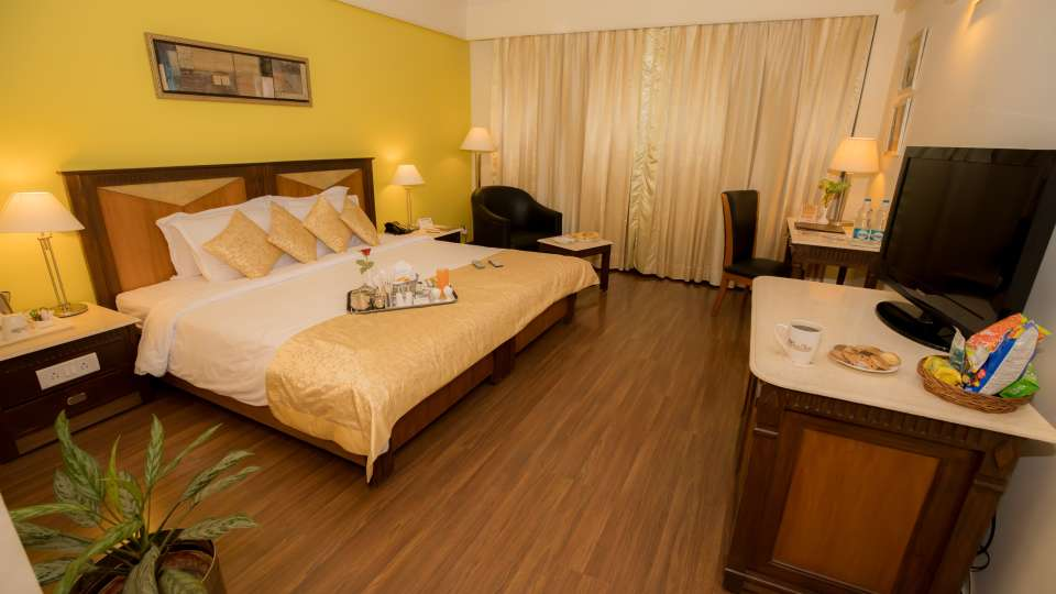 Executive Rooms The Piccadily Lucknow
