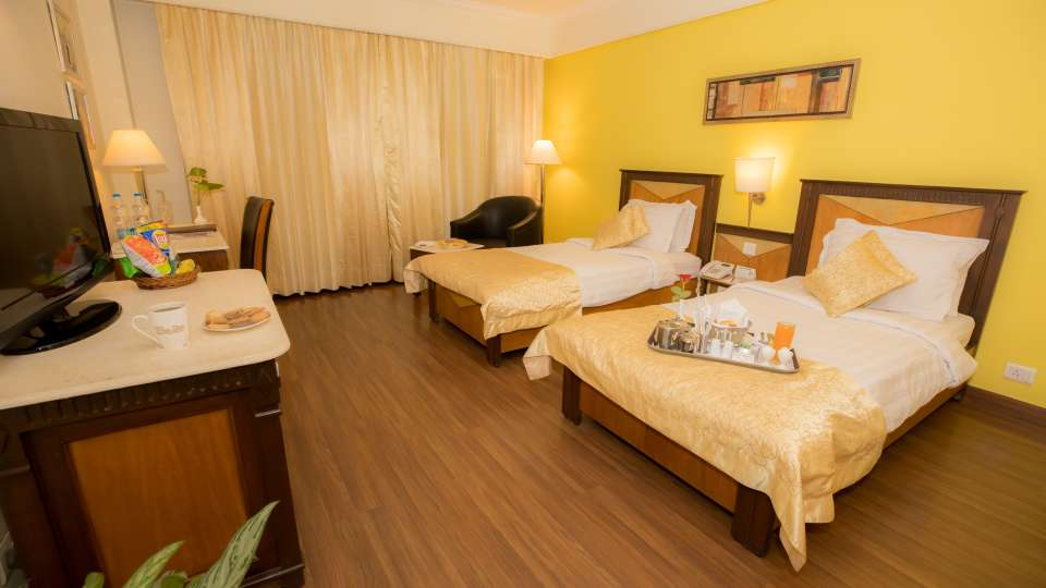 Hotel Rooms in Lucknow, The Piccadily Lucknow, Premium Business Class hotel 21