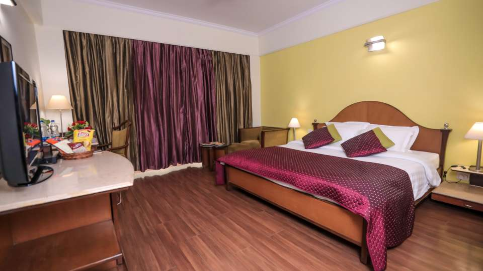 Lucknow Hotel Rooms ,The Piccadily, Rooms near Lucknow Airport