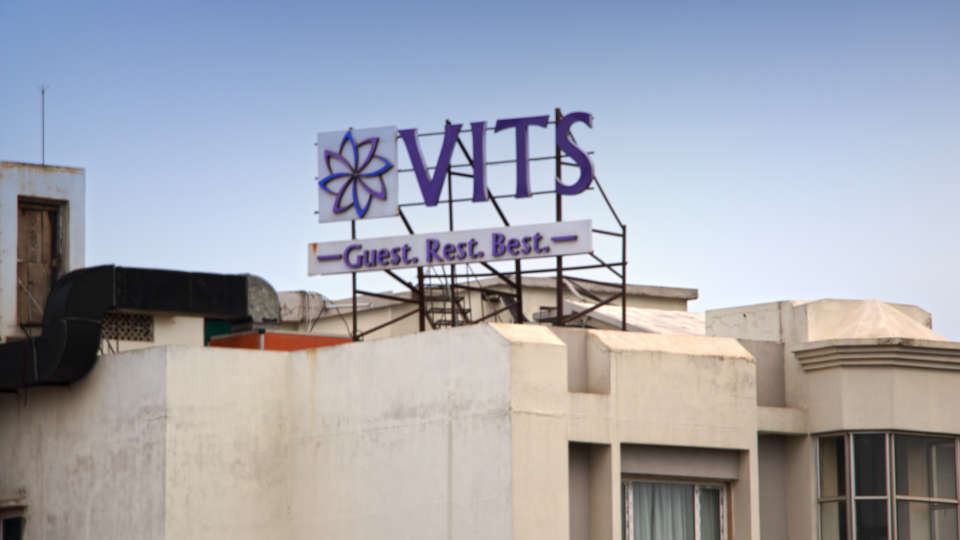 VITS Bhubaneswar Hotel Bhubaneswar Building 2 - VITS Hotel Bhubaneshwar