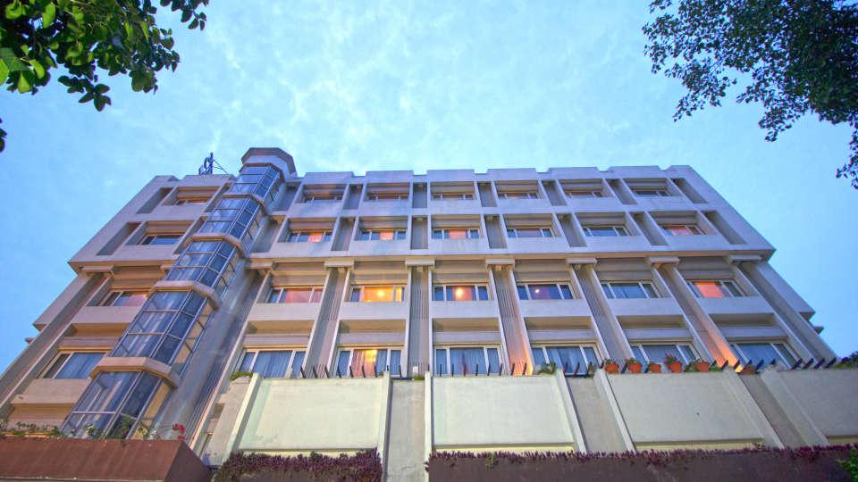 VITS Bhubaneswar Hotel Bhubaneswar Building 4 - VITS Hotel Bhubaneshwar