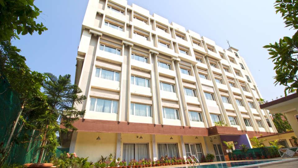 VITS Bhubaneswar Hotel Bhubaneswar Building 5 - VITS Hotel Bhubaneshwar
