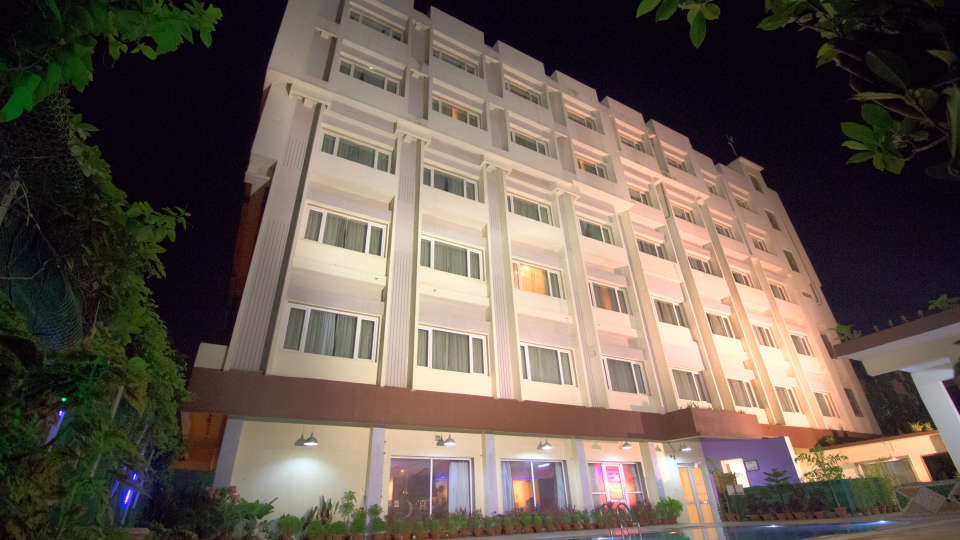 VITS Bhubaneswar Hotel Bhubaneswar Building 7 - VITS Hotel Bhubaneshwar
