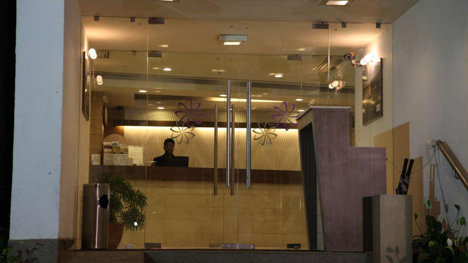 VITS Bhubaneswar Hotel Bhubaneswar Reception - VITS Hotel Bhubaneshwar