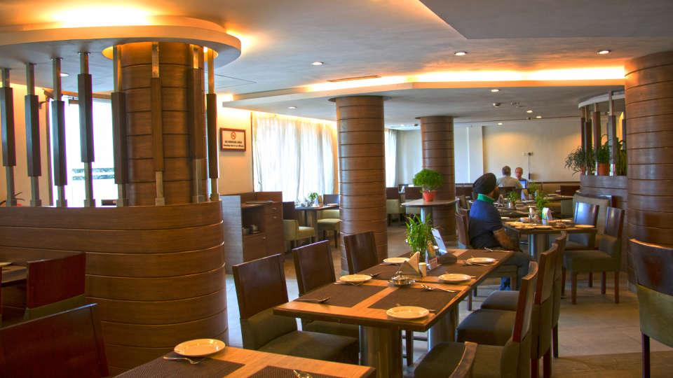 VITS Bhubaneswar Hotel Bhubaneswar Restaurant 1 - VITS Hotel Bhubaneshwar