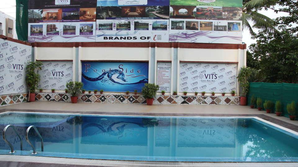 VITS Bhubaneswar Hotel Bhubaneswar Swimming pool 1 - VITS Hotel Bhubaneshwar