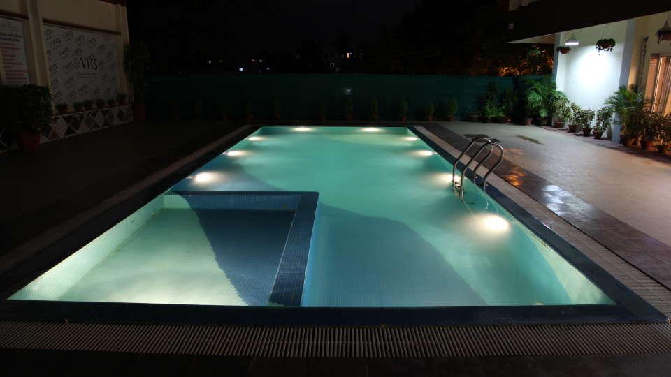 VITS Bhubaneswar Hotel Bhubaneswar Swimming pool 6 - VITS Hotel Bhubaneshwar