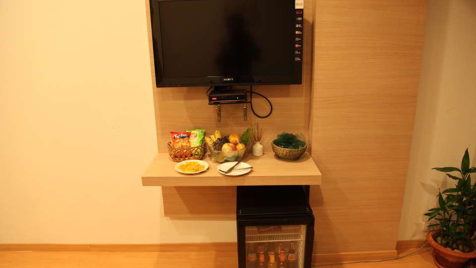 VITS Bhubaneswar Hotel Bhubaneswar TV in room - VITS Hotel Bhubaneshwar