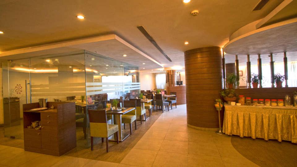 VITS Bhubaneswar Hotel Bhubaneswar Restaurant 4 - VITS Hotel Bhubaneswar