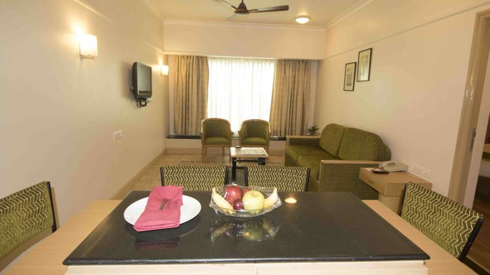 Suite at VITS Hotel, Mumbai