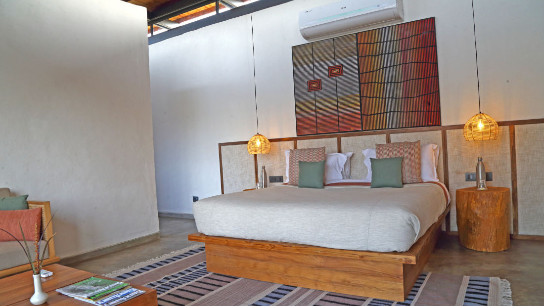 Rooms,  Bori Safari Lodge, Betul, Resort near Bori Wildlife Sanctuary 2