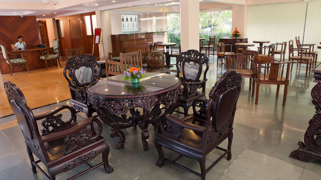 Ocean Palms Goa Beachcombers Lounge Ocean Palms Goa