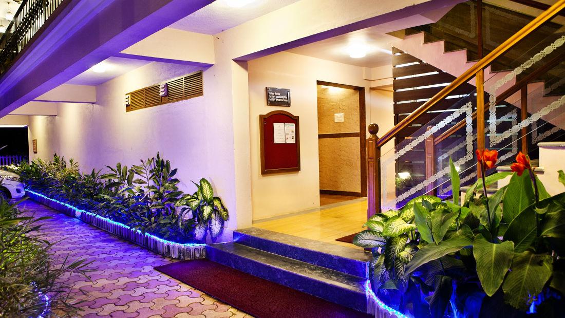 Quality Inn Ocean Palms Goa Exterior of Quality Inn Ocean Palms Goa 3