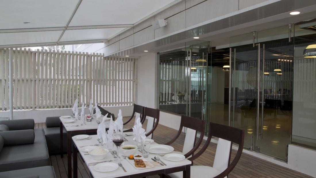 Springs Hotel & Spa, Bangalore Bengaluru MG Fine Dining 3 Springs Hotel Spa