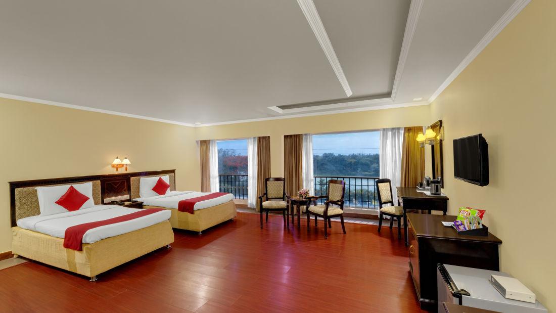 SRM Hotel Maram Malai Nagar Chennai 3