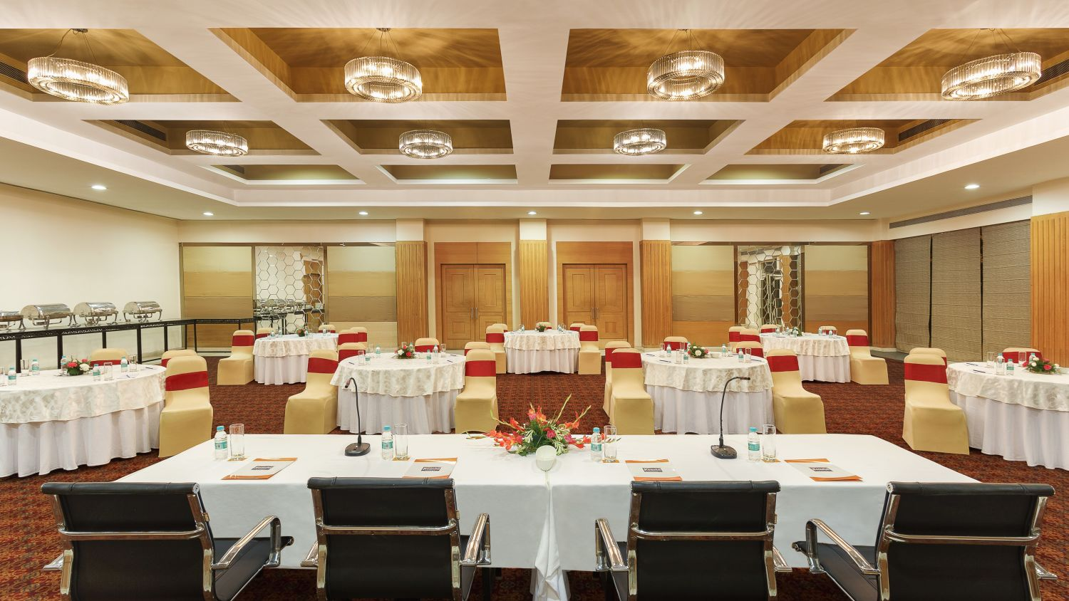 Banquet Halls, Hometel Roorkee, Business Hotel in Roorkee 6