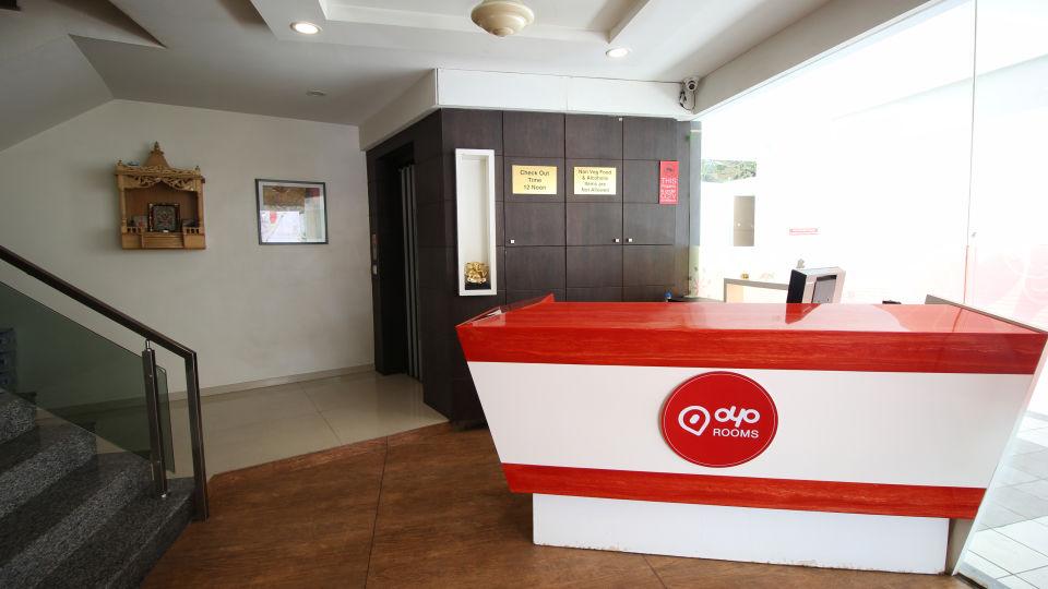 Reception Hotel Jyoti - Rajkot Gujrat 3