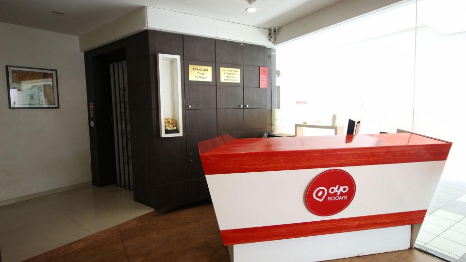 Reception Hotel Jyoti - Rajkot Gujrat 4
