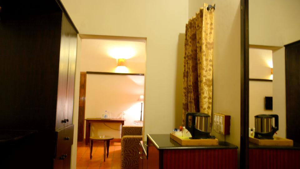 Kadkani Riverside Resorts, Coorg Coorg Den Room Kadkani River Resort Coorg 9
