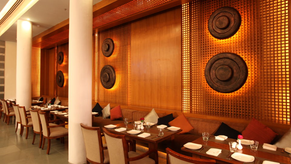 Moksha Himalaya Spa Resort, Chandigarh Chandigarh Moksha Restaurant Moksha Himalaya Spa Resort Chandigarh 11