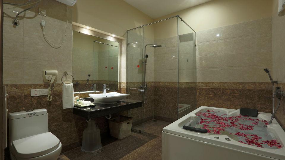 Washroom Resort de Coracao Corbett 5