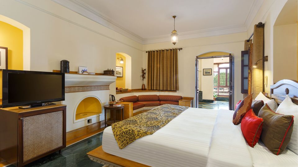 Suite-The Haveli Hari Ganga Haridwar 1
