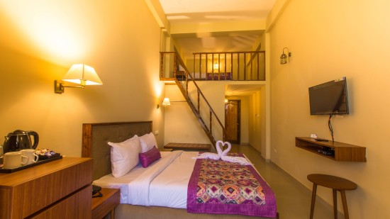 duplex at Mount Himalayan Hotel and Spa 2