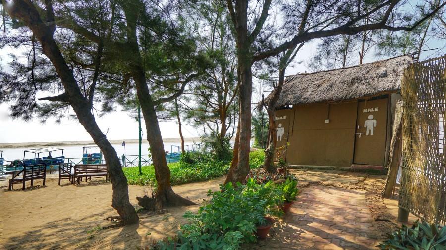 Cafe in Konark, Odisha Konark cafe, 1Lotus Eco Resort Konark Best place to eat in Konark, Restaurants in Konark