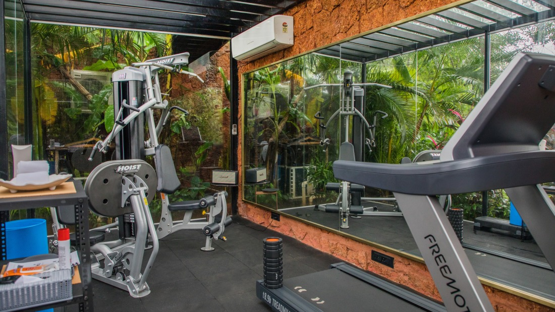 Gym, Villa in Palms by V Escapes
