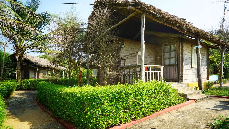 Resort in Konark Lotus Eco Beach Resort  Hotel near Chandrabhaga Beach