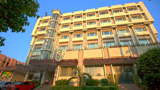 VITS Bhubaneswar Hotel Bhubaneswar Building 6 - VITS Hotel Bhubaneshwar