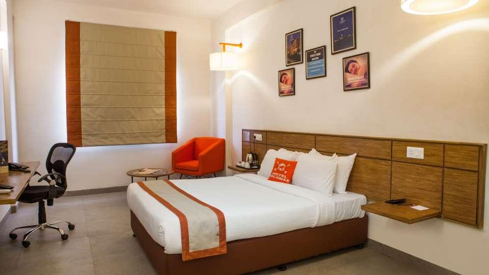 Max Comfort Room Hotel Polo Max Allahabad