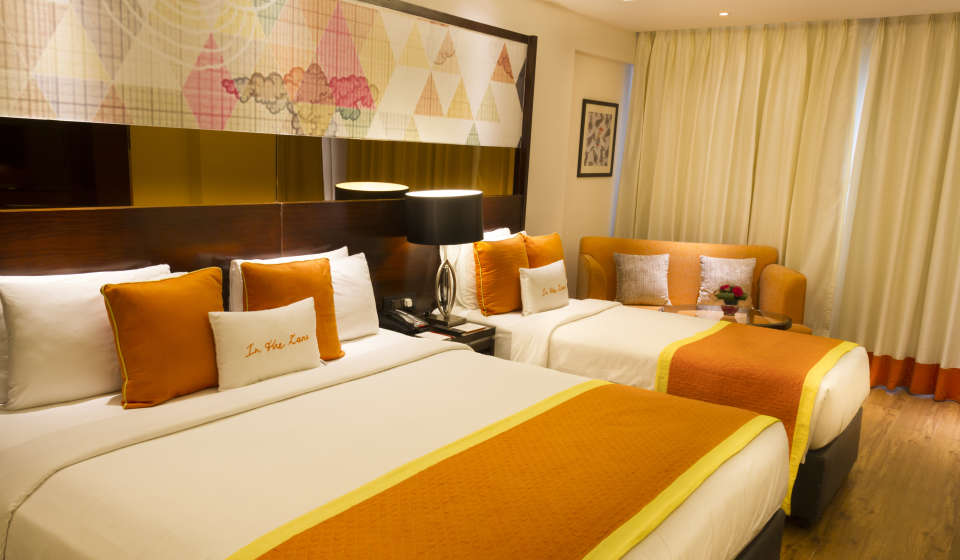 Zone Rooms in Jaipur  Hotel Zone By The Park , Stay In Jaipur 1